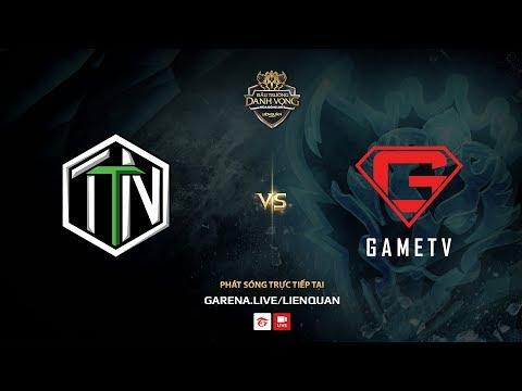 TTN vs GameTV [Vòng 10 - Ván 2] [08.10.2017]