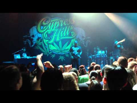 Cypress Hill live @ ACL Live - Insane In The Brain - Austin, TX (2013 Unity Tour)