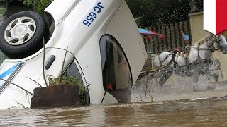 Banjir besar (lagi) di Jakarta 2017 - TomoNews