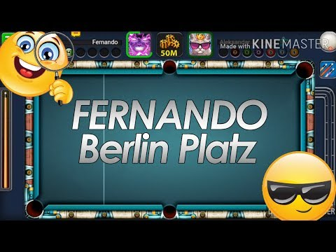8 Ball Pool / Berlin Platz / Full HD🎱bruno marques🎱