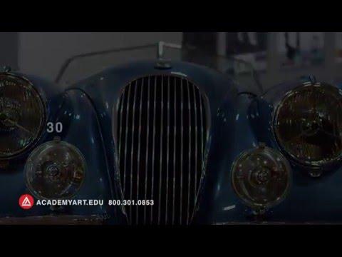 Designing Jaguar | Academy of Art University - 30 sec