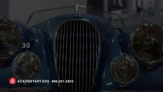 Designing Jaguar | Academy of Art University - 30 sec