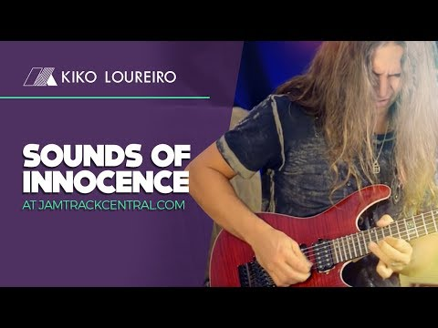 Kiko Loureiro 'Sounds Of Innocence' at jamtrackcentral com