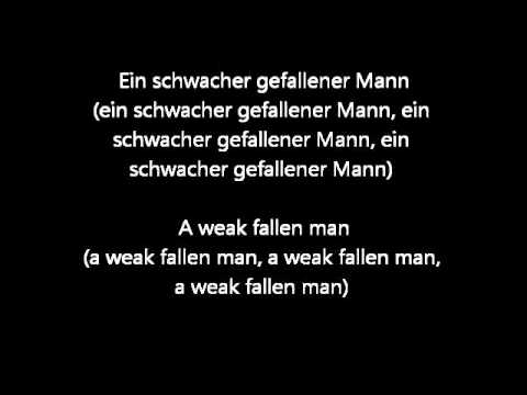 30 seconds to mars - fallen (german&english lyrics)