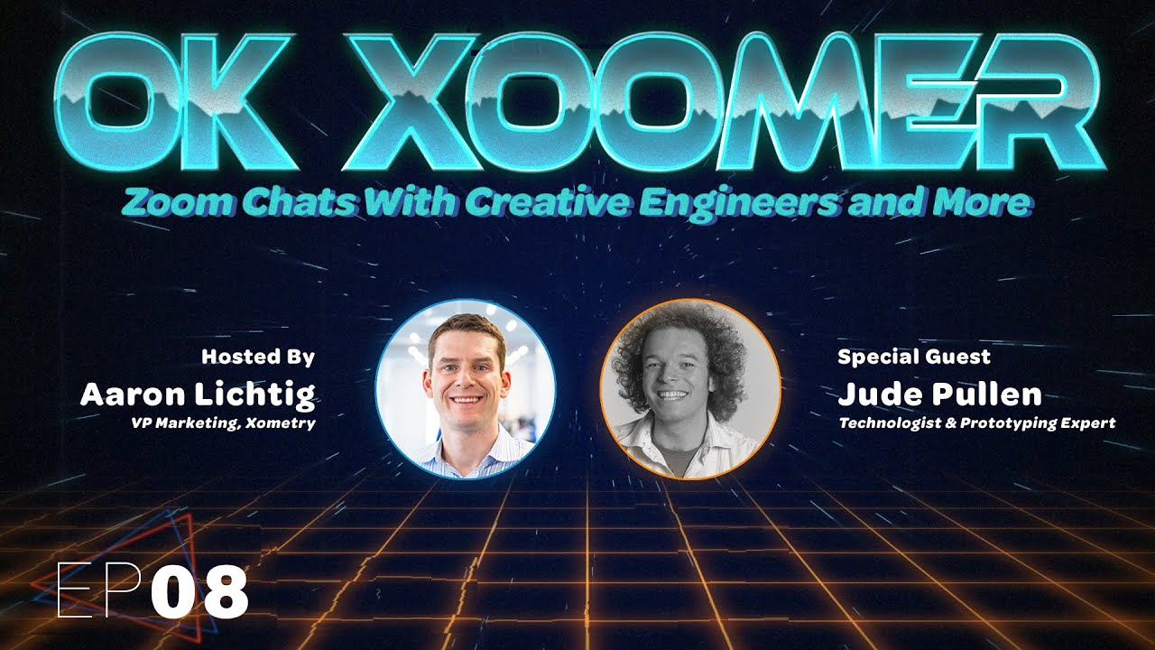 Ok Xoomer EP08 | Jude Pullen | How do you set free the potential of technology?
