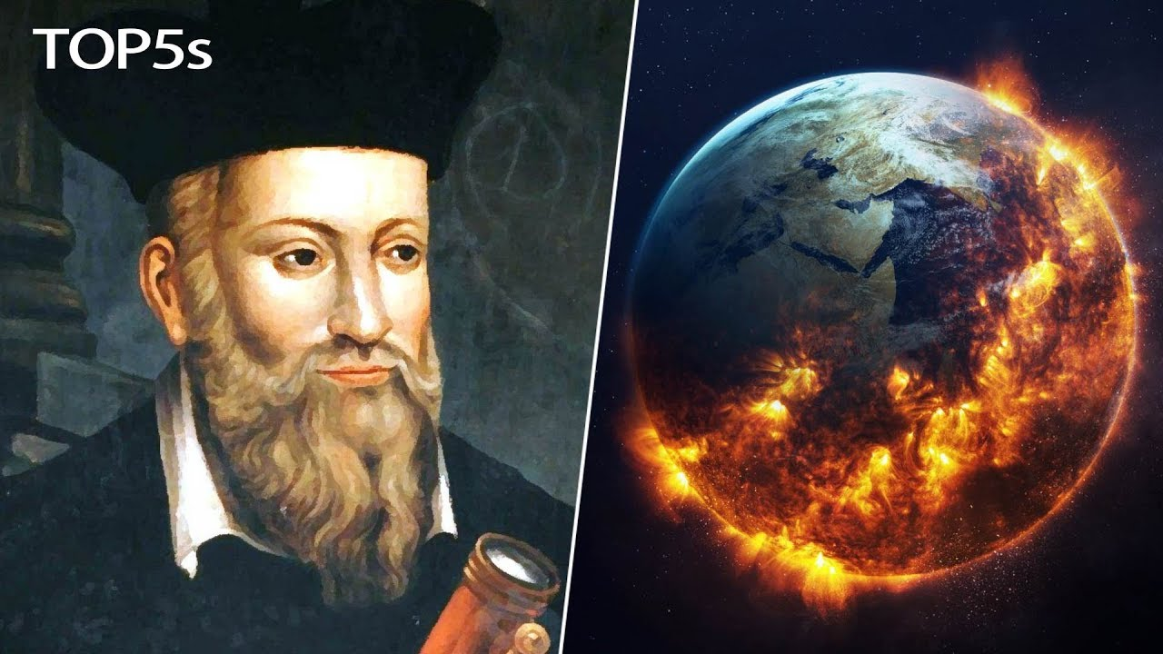 Who is Nostradamus