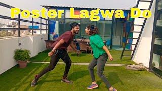 Poster Lagwa Do: Luka Chuppi | Kartik Aaryan, Kriti Sanon | Mika Singh , Sunanda Sharma | Dance