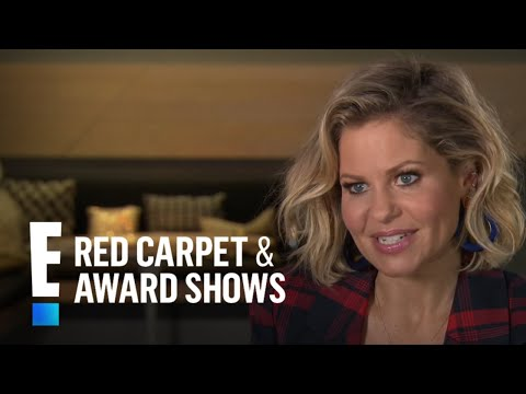 Candace Cameron Bure Reacts to