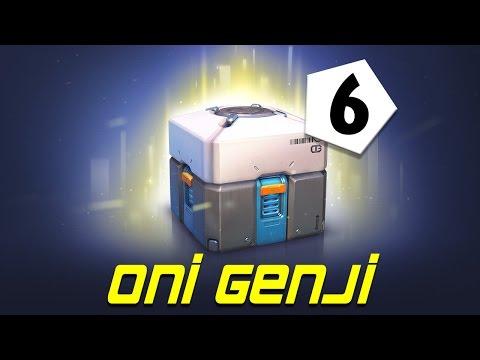 6 Box Ve Genji - Overwatch Gameplay #204