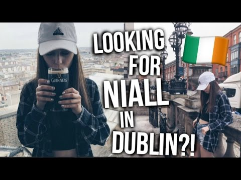Exporing Dublin, Ireland! Guinness...