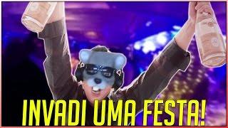 VOLTEI PRO RIO DE JANEIRO E INVADI UMA FESTA DE 15 ANOS