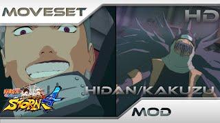 Download Video Naruto Shippuden UNS4 [MOD] : Immortal duo Hidan/Kakuzu  Two-In-One Character moveset [PC][HD] MP3 3GP MP4