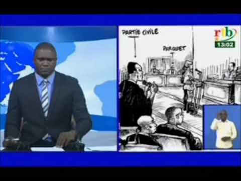 RTB/Procès du Putsch manqué de 2015   Général Gilbert Diendéré à la barre