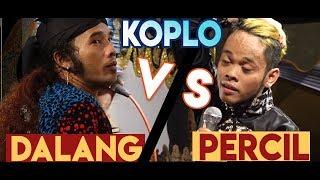 Download Video PERCIL VS DALANG KOPLO MP3 3GP MP4