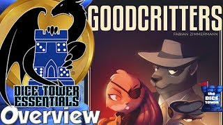 Goodcritters Overview - with Tom Vasel