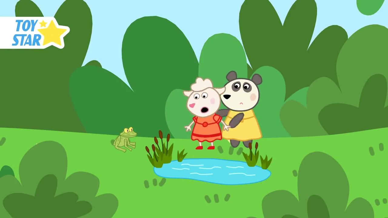 Dolly și prietenii | desene animate pentru copii | Împins de vânt - Sezonul 1 Episodul #4