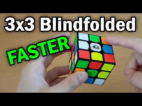 3x3 Blindfolded: How To Solve Faster! (3BLD Tips)