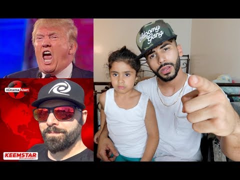 Calling Out The DONALD TRUMP Of Youtube (KEEMSTAR)