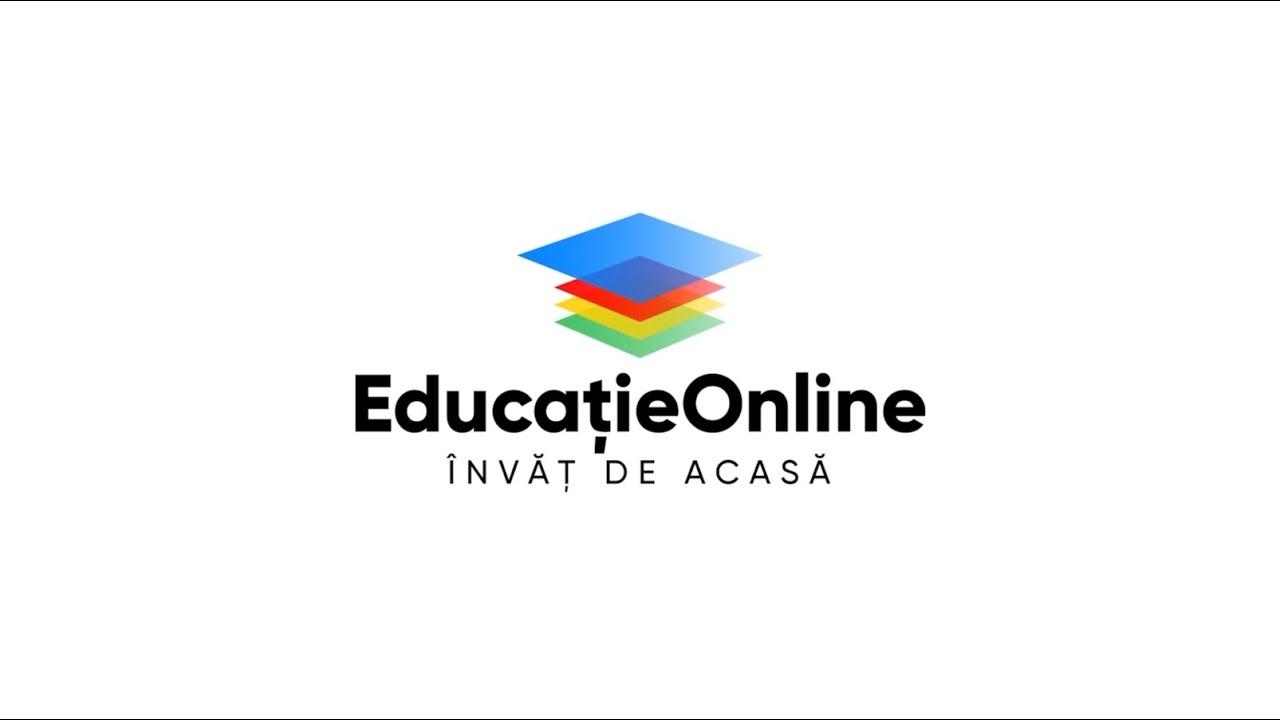 Platforma educatieonline.md, creată de Primăria Chișinău, a fost lansată  astăzi (20.04.2020) - YouTube