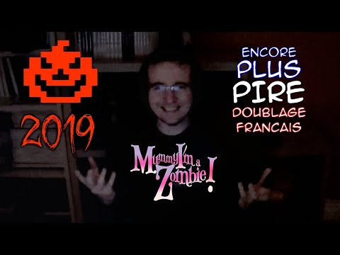 Halloween 2019 - Mummy I'm a Zombie ! (Visionnage Complet)