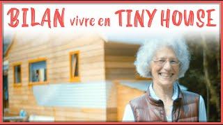 🏡 Elle Habite En Tiny House : Passer De 300 M2 à 20 M2 - Tiny House Tour -