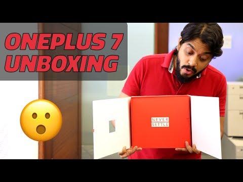 OnePlus 7 Unboxing