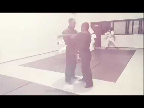 Camrail Judo Douala senior training Session 10/17
