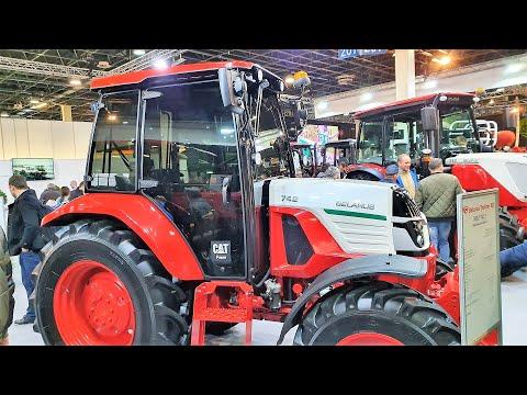 Belarus Mtz tractors 2020 New models! Cat power 4k