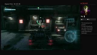 Batman Arkham Knight FINAL MISSION