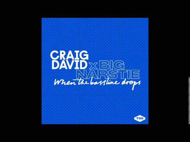 Craig David x Big Narstie - When The Bassline Drops