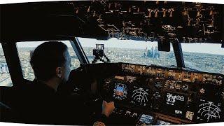 ДЖОВ УЧИТСЯ ЛЕТАТЬ ● Учусь Пилотировать Самолёт Boeing 737