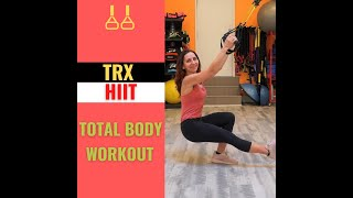 TRX Advanced Workout