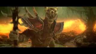 World of Warcraft Cinematic Trailers (Vanilla to Warlords of Draenor) [Full HD]