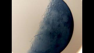 Flat Earth Logic - plus a couple cool moon pics!