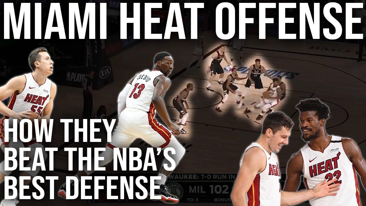 An analysis of Miami Heat-Milwaukee Bucks
