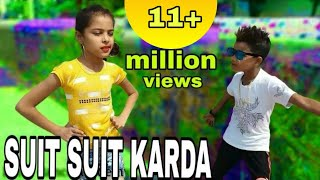 Suit suit full video song  | guru randhawa  cover dance video    Peter rock choreography