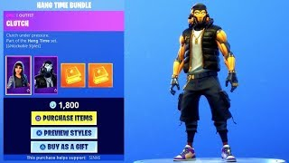 TUTO: AIR JORDAN skins challenges in 30 SECONDS! FORTNITE BATTLE ROYALE