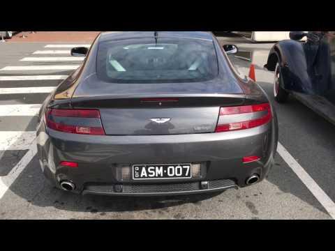 2005 Aston Martin Vantage