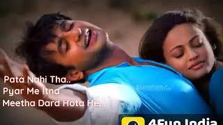 Man bhatke teri or romantic ringtone