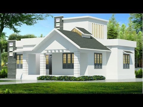low budget home designs - YouTube