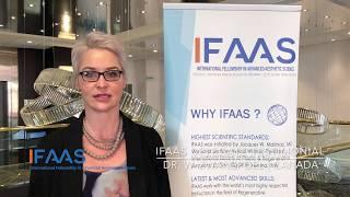 IFAAS Delegate Testimonial - Dr. W. Zwanepoel | Canada