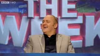 FIRST LOOK: Unlikely Lines from a TV Detective Show - Mock The Week - BBC Two