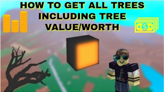 Lumber tycoon 2 HOW TO GET !ALL! Trees And what they sell for