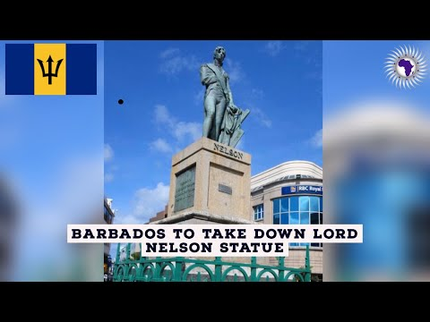 Barbados Finally Sets A Date To Remove 207 Year Old Statue Of Lord Nelson