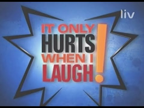 It Only Hurts When I Laugh # 6