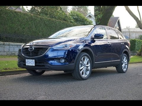 2013 mazda cx 9 review youtube. Black Bedroom Furniture Sets. Home Design Ideas