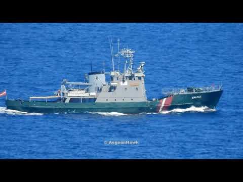Αποτέλεσμα εικόνας για Λετονικό σκάφος της δύναμης FRONTEX '' VALPAS''