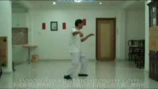 Huang Sheng Shyan's fundamental Tai Chi exercises - Part 3