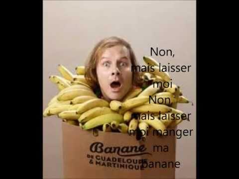 La banane phillipe katerine