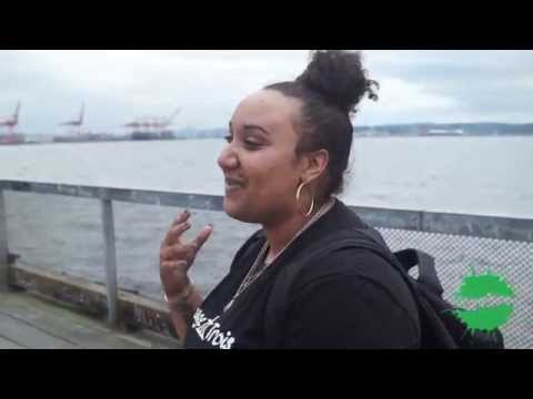 """Gifted Gab """"Seattle, Music and Moor Gang"""""""